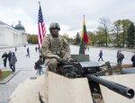 16 февраля – День зависимости Литвы от эрекции американских солдат