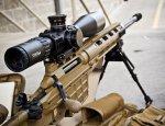 Финская снайперская винтовка SAKO TRG M10