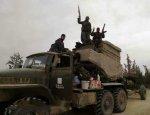 Помощь пришла — «Тигры» и ВКС РФ отбрасывают наступающие орды «Аль-Каиды»