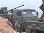 Минобороны Сирии готово приостановить бои в регионе