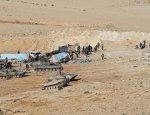 Мгновения сирийской войны: зачистка пустыни