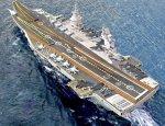 Россия построит новые авианосцы