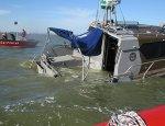 Боевая единица ВМС Украины взорвалась в Азовском море