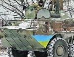 «В стельку» пьяные ВСУшники устроили ДТП на границе с Крымом