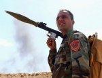 Курды уничтожают турецкие танки в Сирии