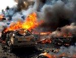Сирийская армия мощным ударом уничтожила смертников ИГИЛ в Алеппо