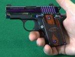 Компактный пистолет для скрытого ношения SIG-Sauer P238