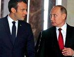 Макрон — Путину: При необходимости мы нанесем удары по сирийской армии