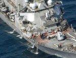 Стала известна причина столкновения эсминца США с филиппинским судном