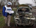 Сотрудники СММ ОБСЕ получили травмы средней тяжести, их состояние стабильно