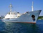 Российский корабль-разведчик превратился в мишень для турецких спецслужб