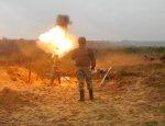 В результате обстрела артиллерией ВСУ военнослужащий ДНР получил ранение