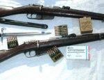 Carcano M1891: Винтовка, которая дважды становилась популярной