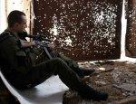 Снайпер ДНР с позывным