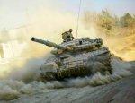 Танковая дивизия САА понесла потери в Дамаске: боевики сломили натиск Т-72