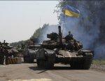 ВСУ обстреляли позиции ДНР танковыми снарядами