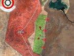Сирийские правительственные войска оттеснили ИГ от Ханашера