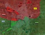 Исламисты уже неделю не могут взять район Аль-Меншия в Дераа