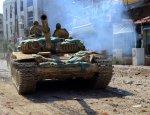 ИГИЛ несут потери: армия Асада прорвала оборону на западе Дейр эз-Зор