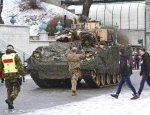 Парад войск НАТО прошёл по эстонской столице