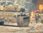 Танки и ракеты Армии Сирии отправляют в ад боевиков в Дамаске