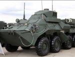Центральный военный округ получил броневики Р-149МА1
