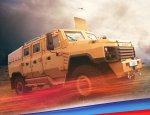 В России представили главного конкурента «Тигра» — броневик «Буран»