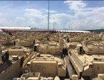 Переброска американской военной техники: Куда поплывут эти машины смерти?
