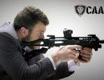 Пистолет-карабин CAA RONI стал легче и удобней