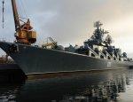 «Маршал Устинов» защитил от воздушной атаки корабли в Баренцевом море