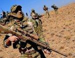 Обугленные трупы: cпецназ производит осмотр уничтоженной банды ИГИЛ
