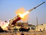 Российский «Солнцепек» сжег позиции боевиков в Сирии