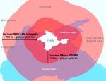 Комплексу С-400 в Крыму придется противостоять «Томагавкам»