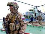 Спецназ ФСБ России в действии