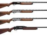 Новые модели ружей для спорта и охоты от компании Browning