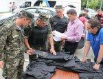 Волонтеры «АТО» – основные поставщики оружия