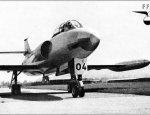 Опытные истребители-бомбардировщики FFA P-16 Düsenstorch. Швейцария Часть 2