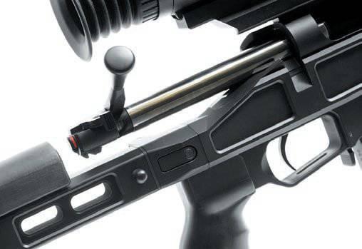 Винтовка для снайпера-профессионала
