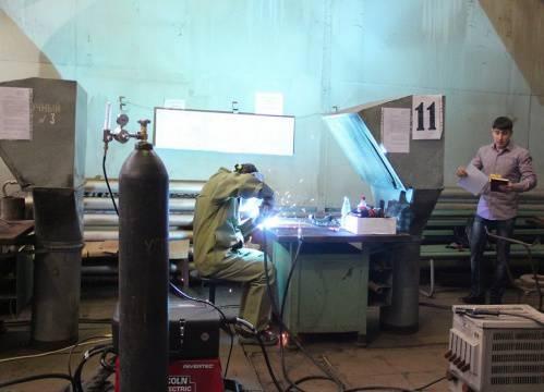 предложения производителя сварщик север отдел кадров калуга