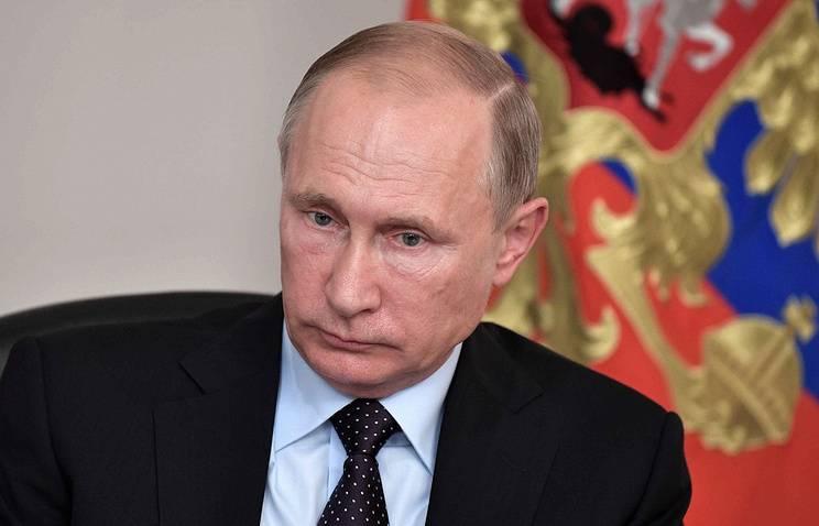 Путин: развитию ОПК уделяется приоритетное внимание государства