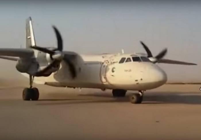 На аэродроме Дейр-эз-Зора приземлились первые транспортные самолеты