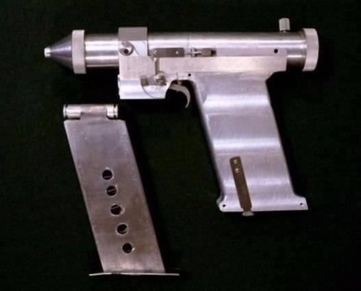 Совершенно секретно: Пистолеты, которыми пользовались советские космонавты