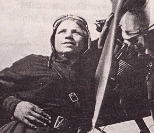 Русская валькирия: Смертельный подвиг женщины-пилота, совершившей таран
