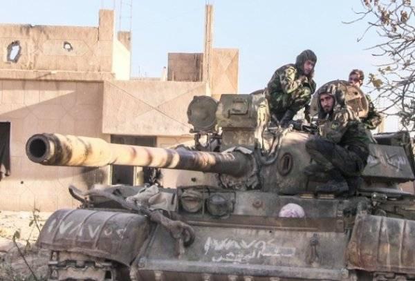 Армия Сирии и ВКС РФ освобождают новые города и районы в Дейр эз-Зоре