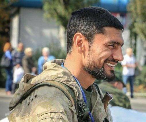 Ополченец «Абдулла», потерявший ногу, заявил о продолжении борьбы за Донецк