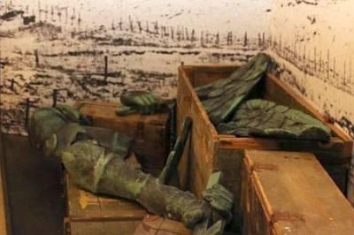 В Севастополе обнаружили захоронение:  Пленных закапывали живьём