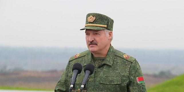 Лукашенко: попытка дискредитации учения была крайне непрофессиональной