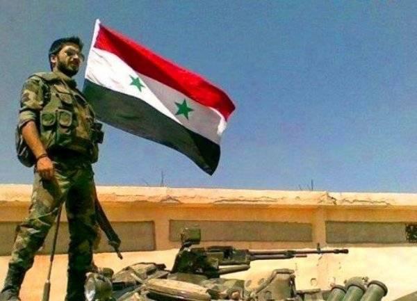 Армии Сирии и Ирака зажали ИГИЛ в тиски у границы двух государств