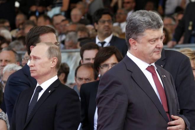 Киев требует признать Россию агрессором и поставить миротворцев в Белгород