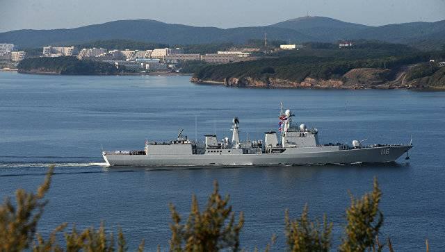 Семь футов под Пекином: китайский флот стал для США «занозой» в океане